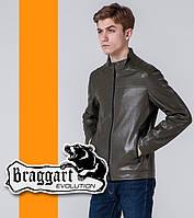 Braggart   Демисезонная куртка 1707 хаки, фото 1
