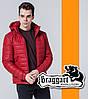Braggart | Ветровка весенне-осенняя мужская 7024 красная