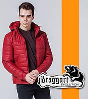 Braggart | Ветровка весенне-осенняя мужская 7024 красная, фото 1