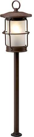 Locos 12V LED Светильник-столбик (IP44)