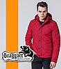 Braggart | Ветровка мужская демисезонная 1268 красная