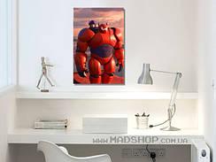 Картины Город Героев Big Hero 6