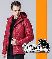Braggart   Ветровка мужская весенняя 1489 красная, фото 1