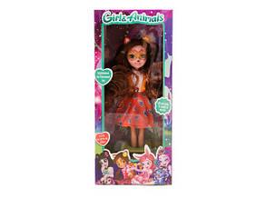 Лялька Enchantimals Лисичка Фелісіті