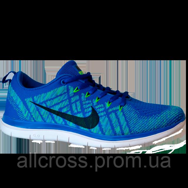 1682c2e5 Кроссовки мужские Nike Free 4.0 Flyknit, цена 1 040 грн., купить в ...