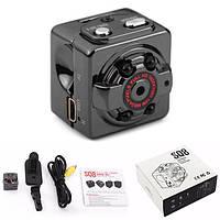 Мини камера SQ8 HD 1080p