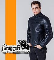 Braggart | Весенняя мужская куртка 1706 темно-синяя, фото 1