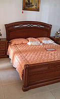 Спальня Верона (орех) (раскомплектовываем)