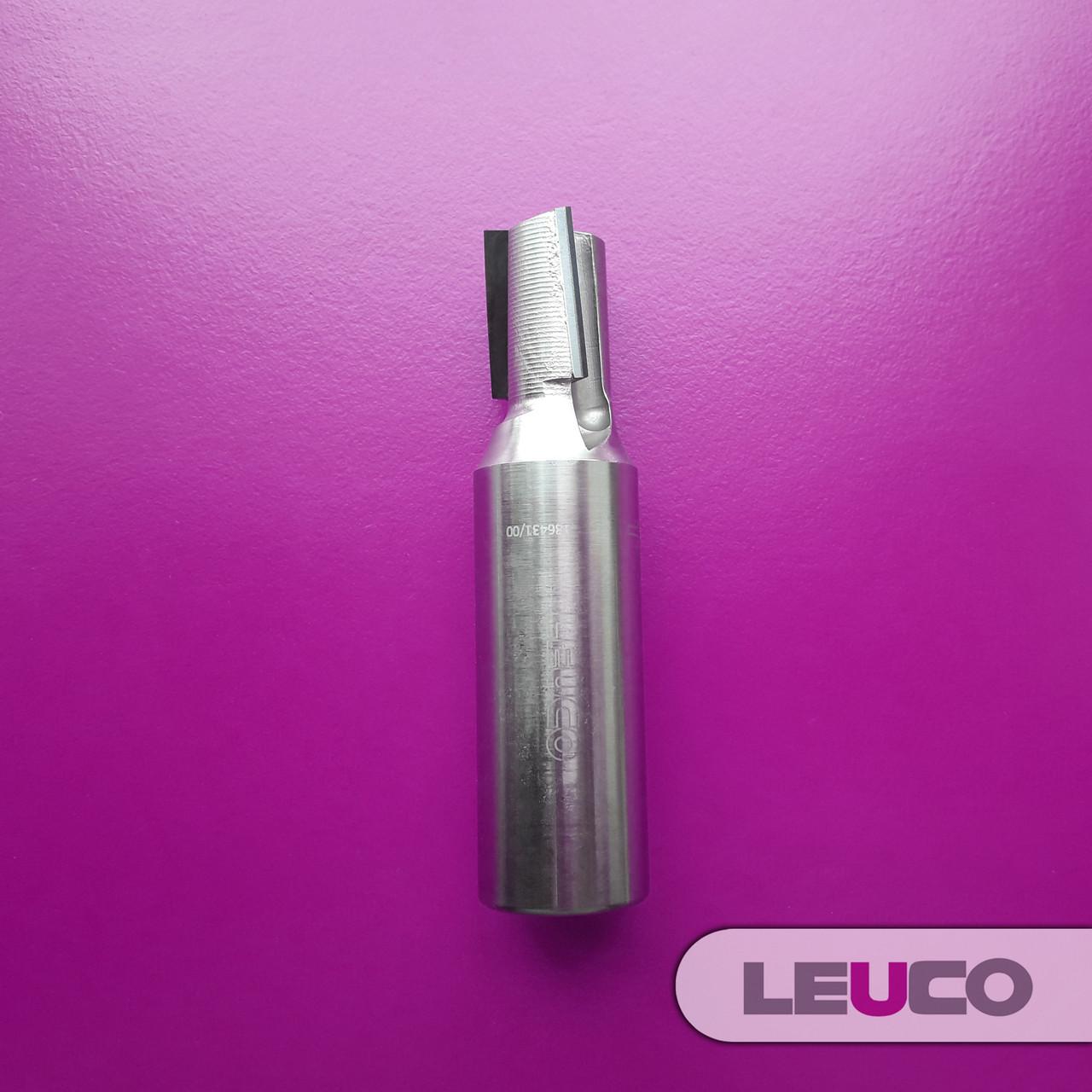Высокопроизводительные алмазные концевые фрезы Leuco - для обработки гомогенных пластиковых материалов