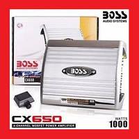 BOSS Audio CHAOS EXXTREME CX650 Автомобильный усилитель 1000Вт 4х канальный, фото 1