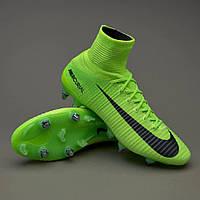 Бутсы футбольные муж. Nike Mercurial SuperFly V SG-PRO (арт. 831956-306), фото 1