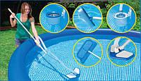 Правильный уход за надувными бассейнами