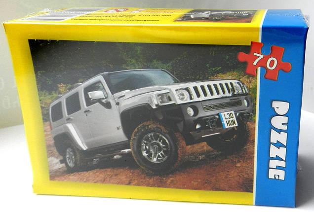 Пазли картонні «Автомобіль 2», фото 2
