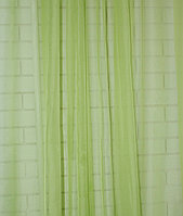 Ткань шифон салатовый