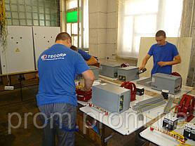Оснащение двигателей частотными преобразователям, фото 2