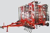 Агрегат комбинированный предпосевной полунавесной АКПН-6