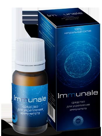 Immunale (Іммунеле) - краплі для зміцнення імунітету. Фірмовий магазин. Ціна виробника.