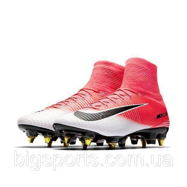 00a75ec3 Бутсы футбольные муж. Nike Mercurial SuperFly V SG-PRO (арт. 889286 ...