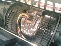 Печка старого образца только с мотором Газель