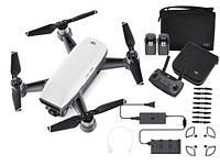 Квадрокоптер дрон DJI Spark Combo WiFi GPS FPV камера FHD