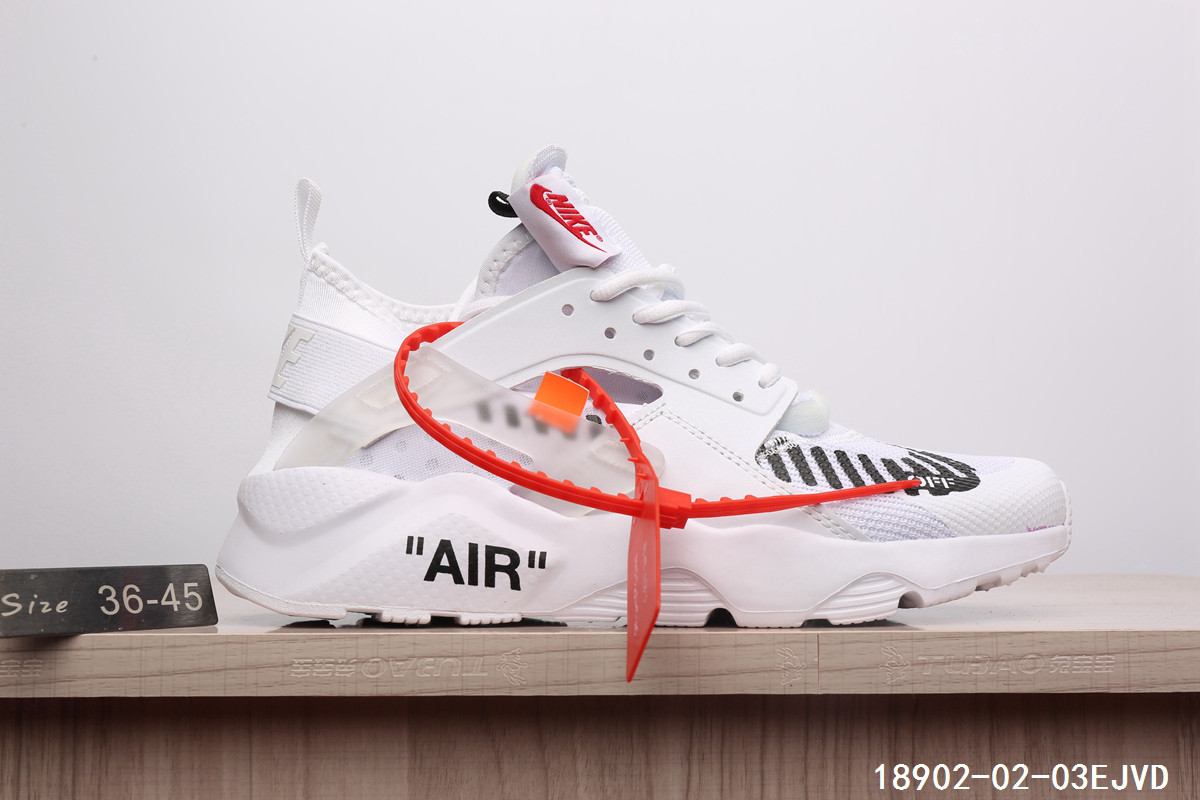 e22a4bc2 Кроссовки Nike Air Huarache х Off White найк аир хуараче мужские женские  реплика