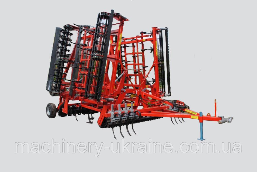 Агрегат комбинированный предпосевной полунавесной АКПН-8-03