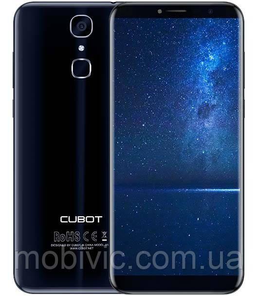 Смартфон Cubot X18 (dark blue) оригинал - гарантия!
