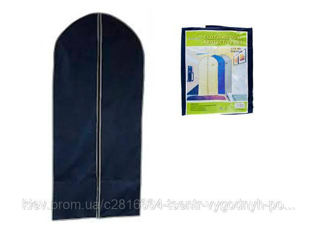 Чехол для одежды тканевый 60*90 см, фото 2