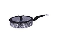 Сковорода-Вок 3.8л. D 28 см. EDENBERG EB-3325
