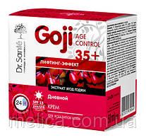 Дневной крем Dr.Sante Goji Age Control 35+ Лифтинг-эффект с экстрактом ягод Годжи - 50 мл.