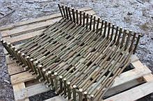 Деревянные панели для стен из натуральной лещины