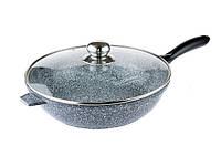 Глубокая сковорода D 24см 2,4л. EDENBERG EB-8021
