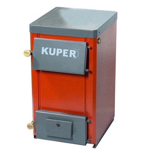 """Твердопаливний котел """"Kuper-15 Люкс"""" на дровах і вугіллі"""