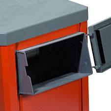 """Твердопаливний котел """"Kuper-15 Люкс"""" на дровах і вугіллі, фото 3"""