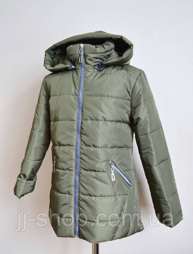 Детская куртка демисезонная унисекс