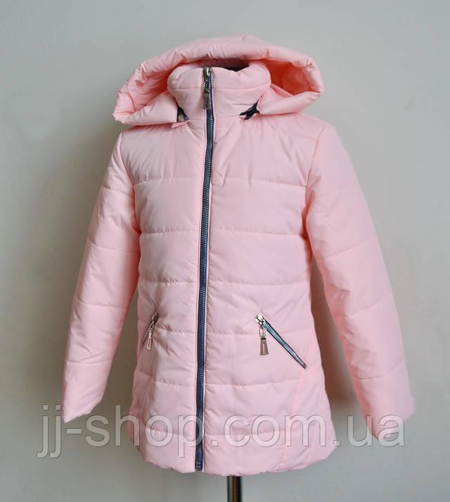 Детская куртка весенняя на девочку
