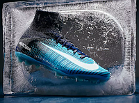 Бутсы Nike  Mercurial Superfly ICE V DF FG