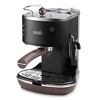 Рожковая кофеварка DeLonghi ECOV 311 BK