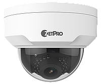 Видеокамера купольная IP ZetPro ZIP-322SR3-DVSPF28