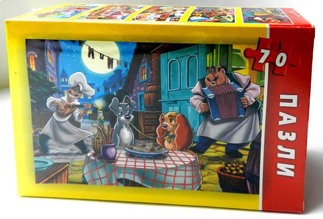 Пазли картонні «Собачки», фото 2