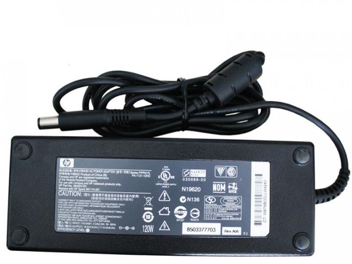 Блок питания для ноутбука HP 18.5V 6.5A 120W (7.4*5+Pin) Китай