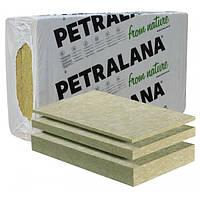 Петралана Петрафас минеральная базальтовая фасадная вата 1000х600х100мм. плотность 90 кг\м3