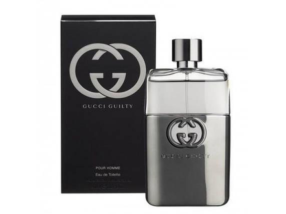 Мужская туалетная вода Gucci Guilty Pour Homme 100 ml реплика, фото 2
