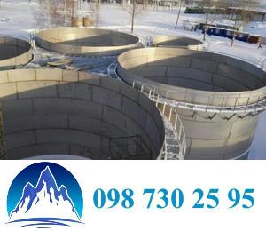 Резервуар вертикальный для воды