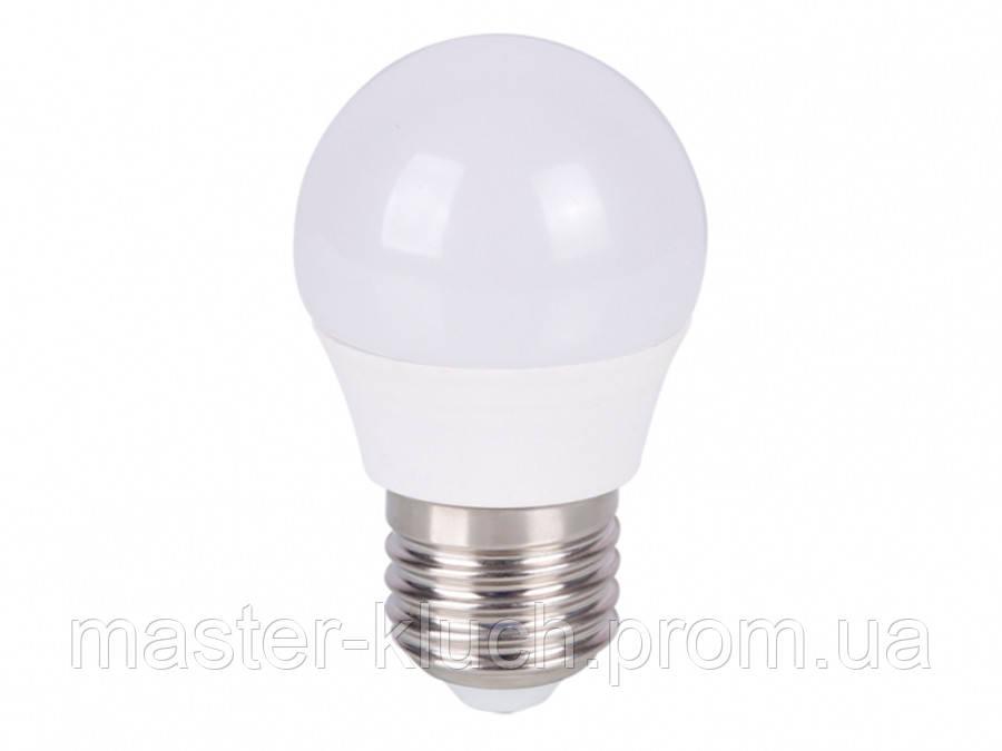 Светодиодная лампа DELUX LED BL50P Е27 5W 2700K шарик