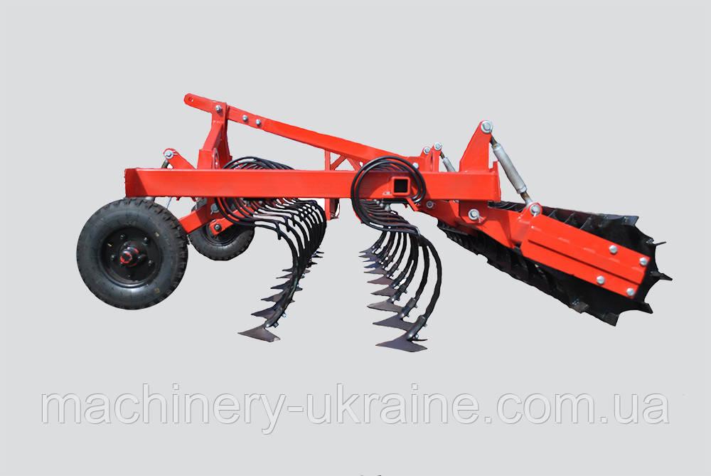 Культиватор почвообрабатывающий навесной КГН-4