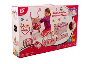 Игровой набор для кукол 5 в 1