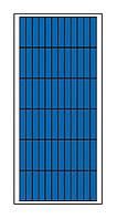 Солнечная панель 65Вт Axioma AX-65Р (поликристалл 12В)