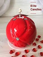 "Круглая свеча ""Шанель"" от ELITE CANDLES"
