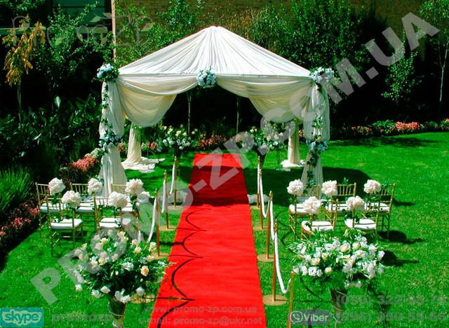 Шатер раздвижной 3х3 для свадьбы. Купить шатер для свадьбы в Украине.